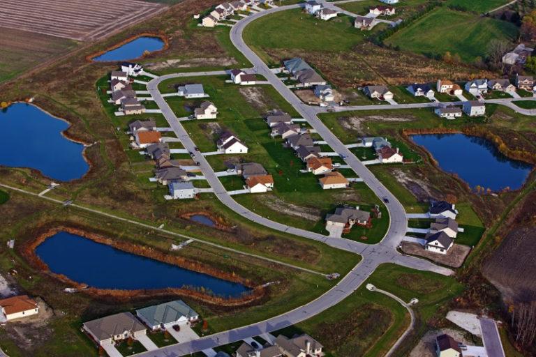 Prairie Crossing Subdivision