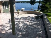 Hardscape Project - Lake View