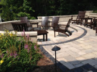 Hardscape Project - Seating