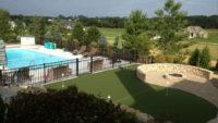 Backyard Retreat After